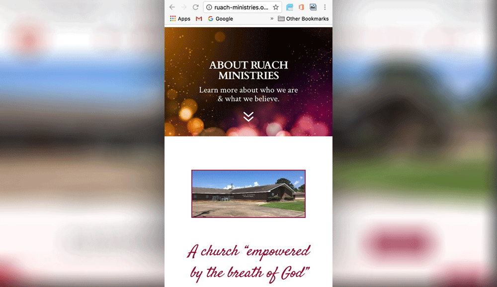 mobile-websites-church